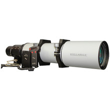 "STELLARVUE 130MM F/7 APO TRIPLET REFRACTOR W/ 2.5"" SV FOCUSER, MOUNTING RINGS & CASE"