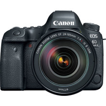 EOS 6D MARK II DSLR CAMERA WITH 24-105MM F/4 LENS