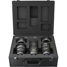 Nikon 100th Anniversary NIKKOR Triple f/2.8 Zoom Lens Set