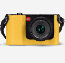 LEICA PROTECTOR FOR TL2 (YELLOW LEATHER)