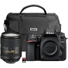 NIKON D7500 W/18-300mm VR Lens Kit