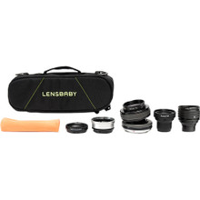 LENSBABY COMPOSER PRO II SWAP KIT FOR CANON EF