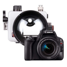 DLM200 Underwater Housing and Canon Rebel SL2 Camera Kit