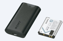 SONY J-SERIES POWER ACCESSORY KIT W/ TRAVEL CHARGER