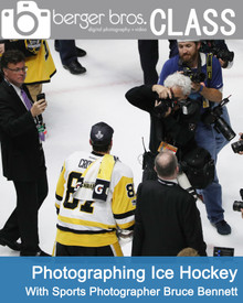 02/08/20-  Hockey Photography Seminar With Sports Photographer Bruce Bennett of Getty Images