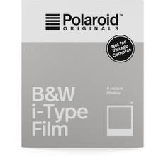 Polaroid Originals Black & White i-Type Instant Film