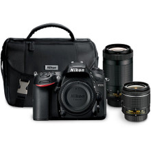 Nikon D7200 Dual Zoom Lens Kit