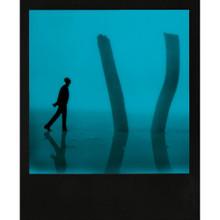 Polaroid Originals Duochrome Blue & Black 600 Instant Film