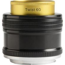LENSBABY TWIST 60 For Nikon F
