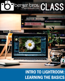 03/09/21 - Intro to Lightroom: Learning The Basics