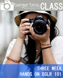 01/14/19 - THREE WEEK HANDS ON DSLR 101 FOR BEGINNERS