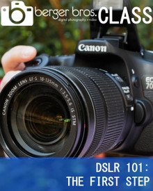 08/05/20- DSLR 101: THE FIRST STEP