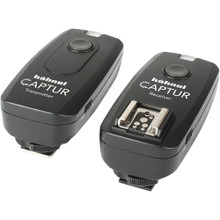 hahnel Captur Remote Control and Flash Trigger for Nikon Cameras