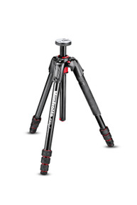 190go! MS Aluminum 4-Section photo Tripod with twist locks
