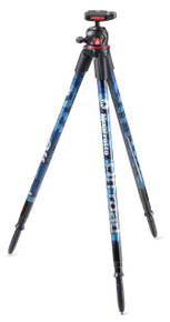 Blue Off road Ultra-Lightweight Tripod w/ Ball Head