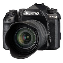 Pentax K-1 Mark II DSLR Camera with HD Pentax-D FA L 28-105mm F3.5/5.6 ED Lens