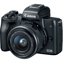 Canon EOS M50 WITH 15-45MM