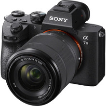 Sony Alpha a7 III Mirrorless Digital Camera with 28-70mm Lens (In Stock)