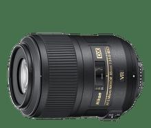 Nikon AF-S DX Micro NIKKOR 85mm F3.5G ED VR