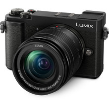 Panasonic Lumix DC-GX9 Mirrorless Micro Four Thirds Digital Camera with 12-60mm Lens