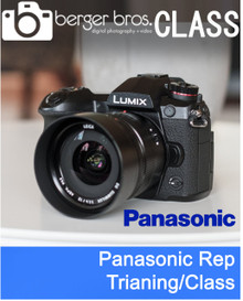 06/01/19 - PANASONIC LUMIX Training