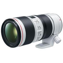Canon EF 70-200mm f/4L IS II USM Autofocus Telephoto Zoom Lens, USA
