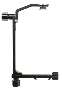 F-1 Telephoto Bracket -  FOR TELEPHOTO FLASH on or off tripod; includes M-1, M-2 & M-3
