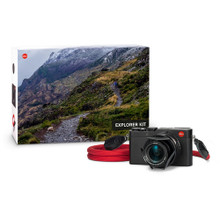 Leica D-LUX (Typ 109) Digital Camera Explorer Kit