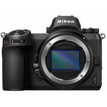 Nikon Z7 FX-Format Mirrorless Camera Body (in stock)