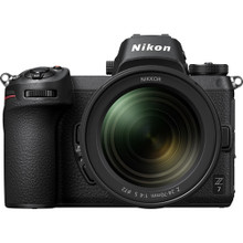 Nikon Z7 FX-Format Mirrorless Camera with 24-70mm Lens (In Stock)