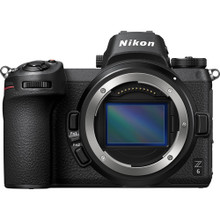 Nikon Z6 Mirrorless Digital Camera (Body Only) (in stock)