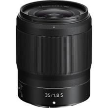 Nikon NIKKOR Z 35mm f/1.8 S Lens (Pre-Order)