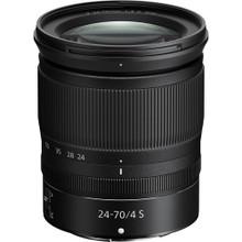 Nikon NIKKOR Z 24-70mm f/4 S Lens (Pre-Order)
