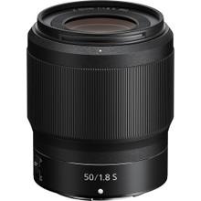 Nikon NIKKOR Z50mm f/1.8 S Lens