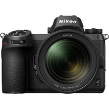 Nikon Z6 Mirrorless Digital Camera with 24-70mm Lens Adapter Kit  (in stock)