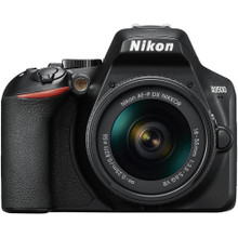 Nikon D3500 DSLR Camera with 18-55mm Lens (In Stock)