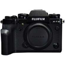 Fujifilm X-T3 Mirrorless Digital Camera (Body Only) with VG-XT3 Vertical Battery Grip