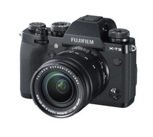Fujifilm X-T3 Mirrorless Digital Camera with 18-55mm Lens and VG-XT3 Vertical Battery Grip (In Stock)