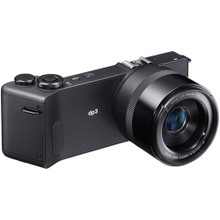 Sigma dp2 Quattro Digital Camera and LVF-01 Viewfinder Kit