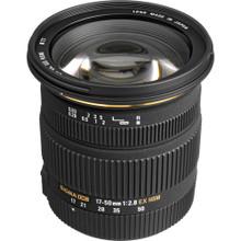 Sigma Sigma 17-50mm f/2.8 EX DC HSM Zoom Lens for Pentax DSLRs W/APS-C Sensors