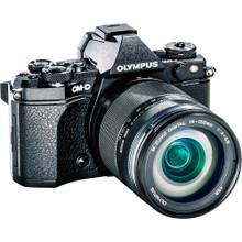 Olympus OM-D E-M5 Mark II Mirrorless Micro Four Thirds Digital Camera with 14-150mm f/4-5.6 Lens Kit