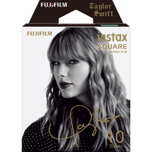 FUJIFILM instax SQUARE Instant Film (10 Exposures) Taylor Swift