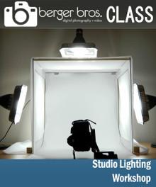 07/13/19 -  Studio Lighting Workshop