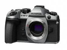 Olympus OM-D E-M1 Mark II Mirrorless Digital Camera Silver Edition (Body Only)