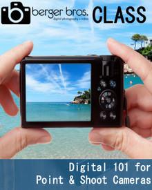 04/13/19 - Digital 101 for Point & Shoot Cameras