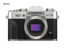 Fujifilm X-T30 Mirrorless Camera -Body  (Black & Silver)