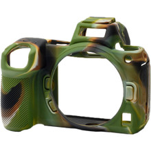 easyCover Silicone Protection Cover for Nikon Z6 or Z7 (Camouflage)
