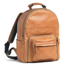 Kelly Moore The Tourist - Full Grain Leather Backpack