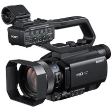 Sony HXR-MC88 Compact Full HD Camcorder with Fast Hybrid AF, 24x Zoom, 1.0 Type Exmor RS CMOS Sensor & AVCHD Recording
