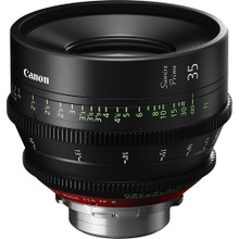 Canon 35mm Sumire Prime T1.5 (PL Mount, Feet)